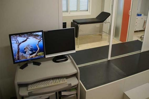 Nuestra clínica en Ibiza